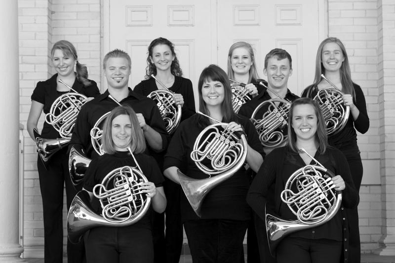 2012-2013 TCU Horn Ensemble